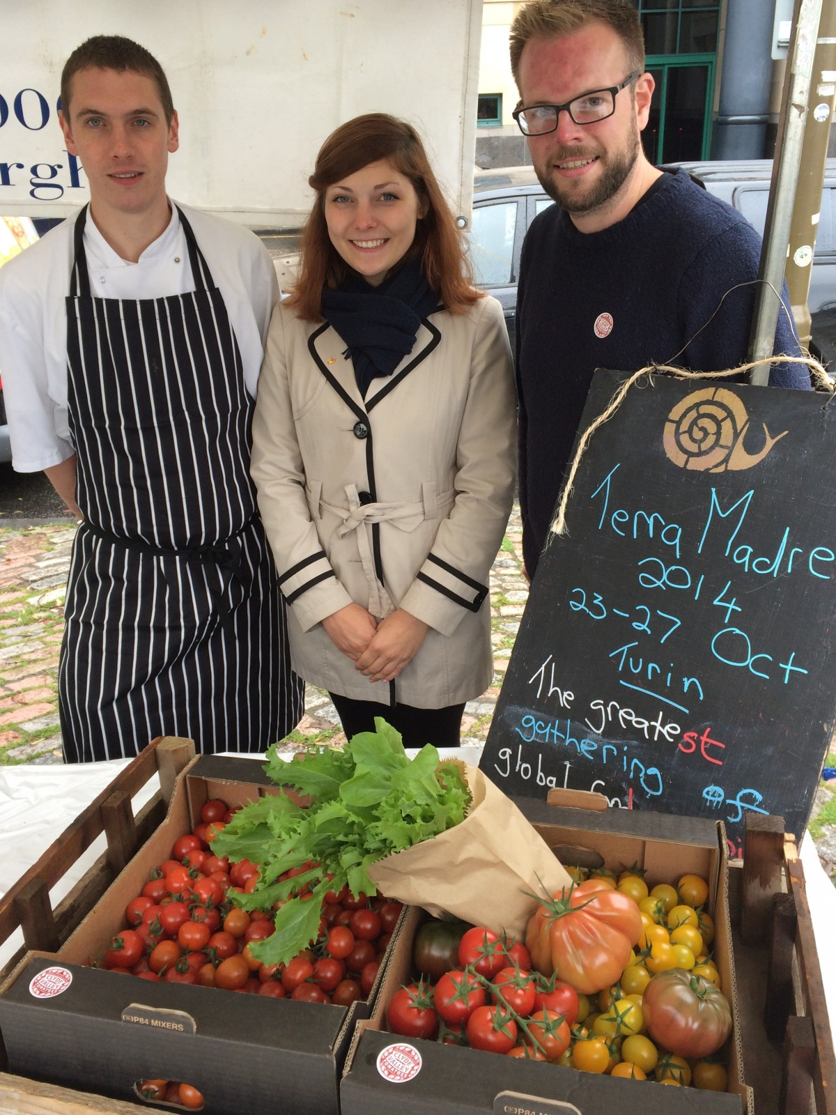 Slow Food Scotland holds first Terra Madre' event