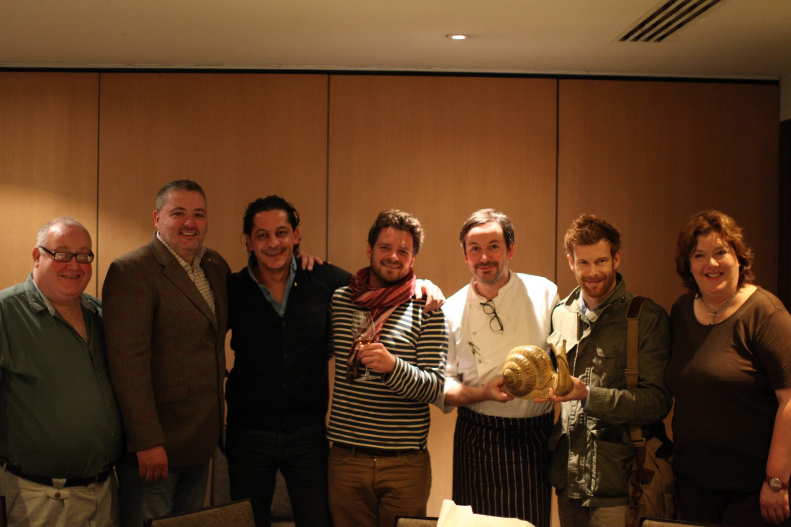 Leading chefs come together at Sartoria to mark Slow Food Chef Alliance growth