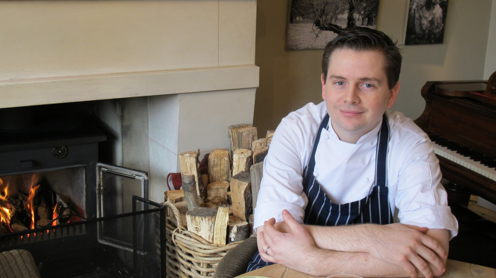 Chef of the Month - Kenneth Culhane