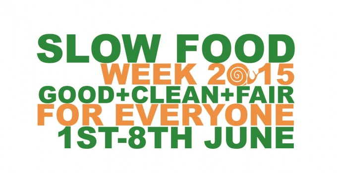 Slow Food Week 2015