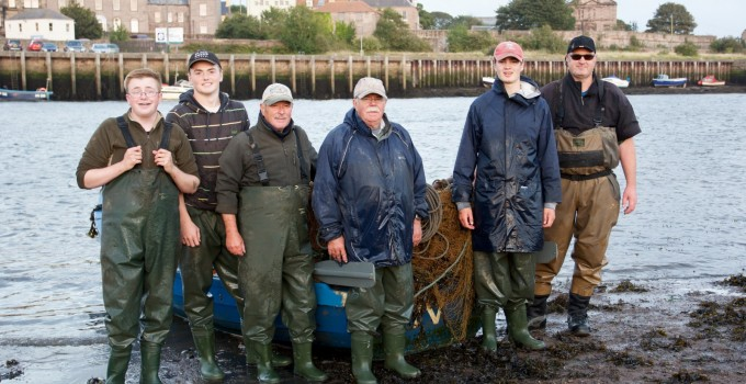 Michael Hindhaugh – River Tweed Wild Sea Trout