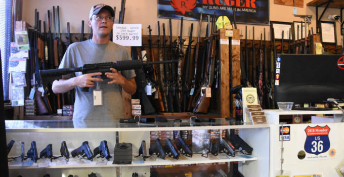 Why Vegans are like gunshop owners – they don't commit the crimes but they facilitate them