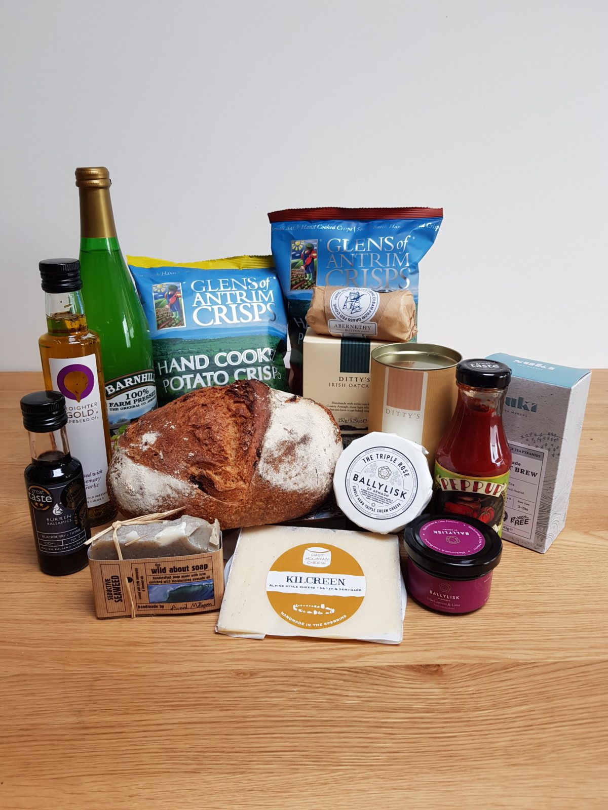 Eating Local: Celebrating Northern Irish products