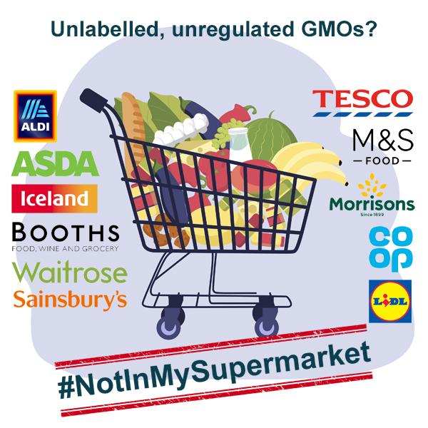 #NotInMySupermarket